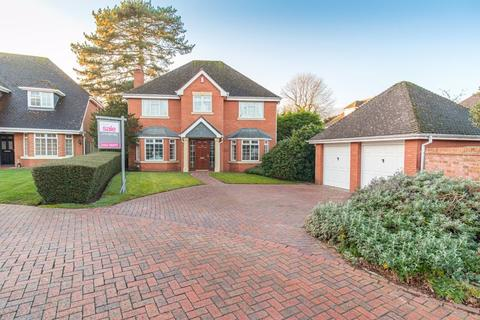 4 bedroom detached house for sale - Chatsworth Gardens, Tettenhall, Wolverhampton