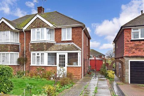 3 bedroom semi-detached house for sale - Chalfont Drive, Gillingham, Kent