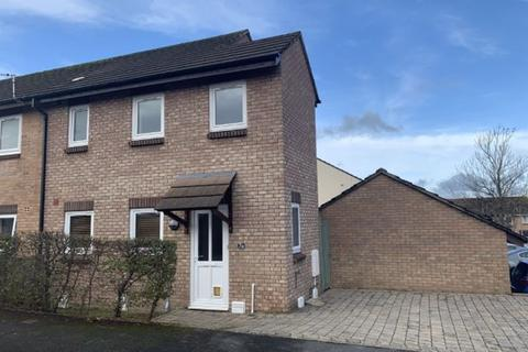 2 bedroom end of terrace house to rent - Melons Close, Newton Abbot