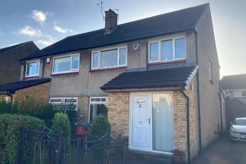 3 bedroom semi-detached house for sale - Darnley Crescent, Bishopbriggs, G64 3EU