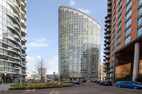 Studio to rent - Ontario Tower, 4 Fairmount Avenue, Canary Wharf, London, E14 9BF