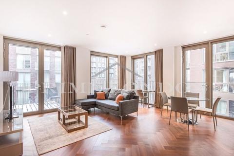 2 bedroom apartment to rent - Capital Building, Embassy Gardens, Vauxhall