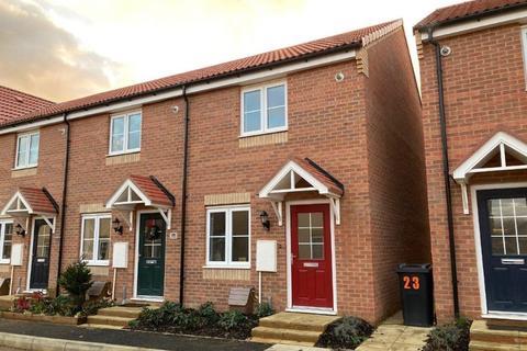 2 bedroom terraced house - Blackwater Road, Oakham