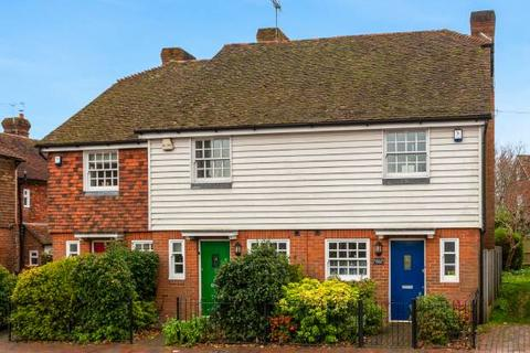 3 bedroom end of terrace house for sale - The Street, Sissinghurst, Cranbrook TN17 2JJ