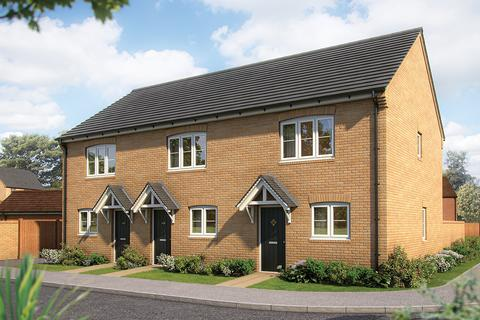 2 bedroom terraced house for sale - Plot The Hawthorn, The Hawthorn at Oaklands, Oaklands, Harrier Way, Hardwicke GL2