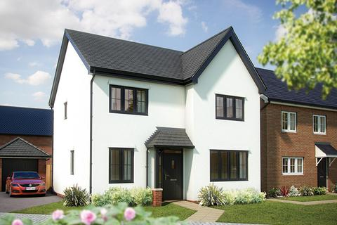 4 bedroom detached house for sale - Plot The Aspen 080, The Aspen at Hampton Water, Hampton Water, Aqua Drive, Off London Road - A15, Braymere Road, Peterborough PE7