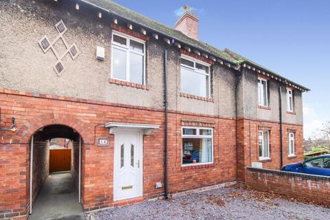 3 bedroom terraced house for sale - Hall Avenue, Leek, Staffordshire, ST13 6BU