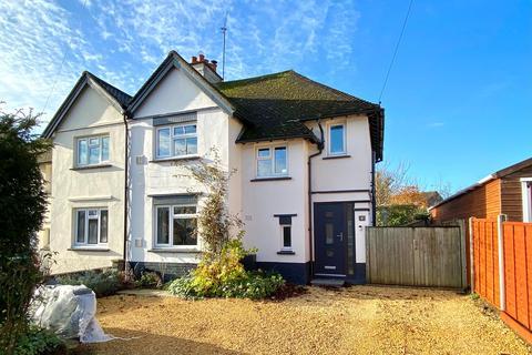 3 bedroom semi-detached house to rent - Park Road, Faringdon, SN7
