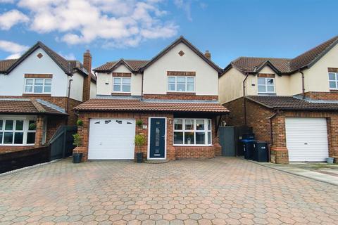 4 bedroom detached house for sale - Briardene Way, Easington Colliery, Peterlee