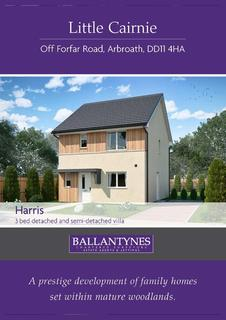 3 bedroom semi-detached house for sale - Plot 26, The Harris, Little Cairnie, off Forfar Road, Arbroath DD11 4HA