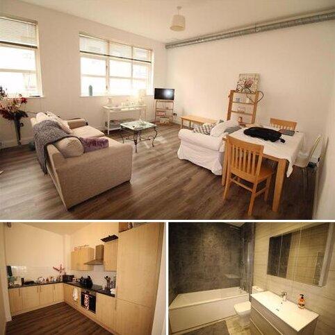 2 bedroom apartment to rent - Tobacco Factory Phase III, 2 Naples Street, Millennium Quarter