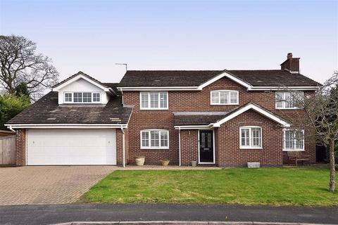 4 bedroom detached house for sale - Prestwick Close, Tytherington, Macclesfield