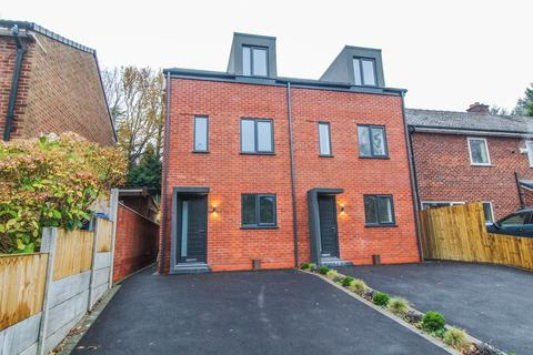 4 bedroom townhouse for sale - Hazelwood Road, Hazel Grove, Stockport, SK7