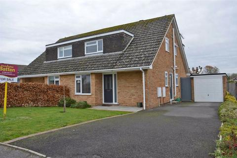 4 bedroom semi-detached house for sale - Sopwith Crescent, Wimborne, Dorset