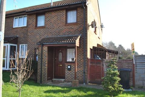 1 bedroom end of terrace house to rent - Mistley Close, Bexhill-on-Sea, TN40