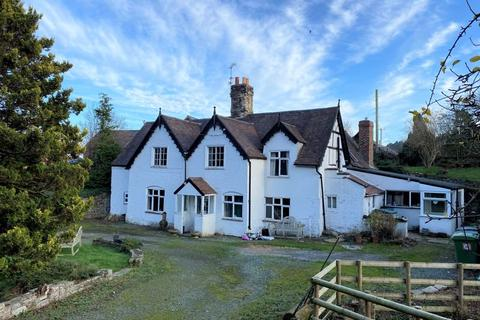 4 bedroom detached house for sale - Pontesford, Pontesbury, Shrewsbury, SY5 0UA