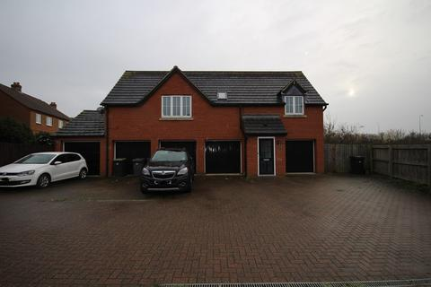 2 bedroom coach house to rent - Owlswood, Sandy, SG19
