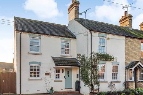3 bedroom end of terrace house for sale - Mill Lane, Campton, SG17