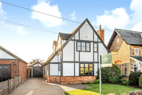 4 bedroom detached house for sale - Rectory Road, Campton, SG17