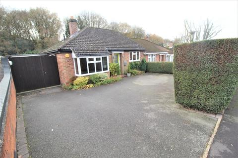 3 bedroom bungalow for sale - Temple Hill, Whitwick, Coalville, LE67