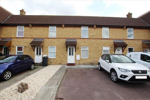 2 bedroom terraced house to rent - Arran Close, Sandy, SG19