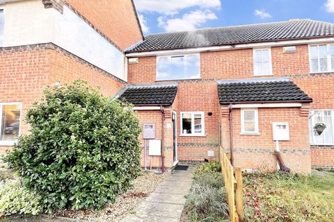 2 bedroom terraced house for sale - Mannington Gardens, East Hunsbury, Northampton
