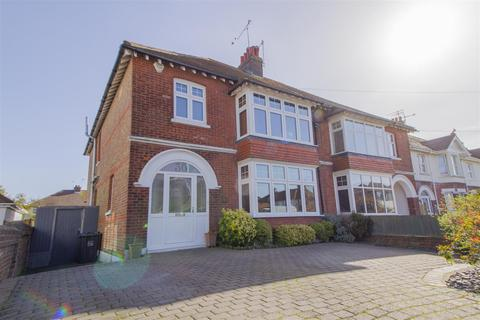 4 bedroom semi-detached house to rent - Forest Road, Worthing