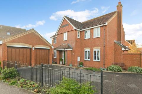 5 bedroom detached house for sale - Cotswolds Way, Calvert, Buckingham