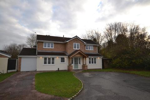 4 bedroom detached house for sale - Ellesworth Close, Old Hall, Warrington