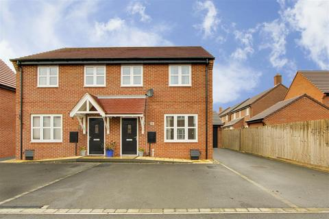 3 bedroom semi-detached house for sale - Instow Close, Mapperley, Nottinghamshire, NG3 5XE