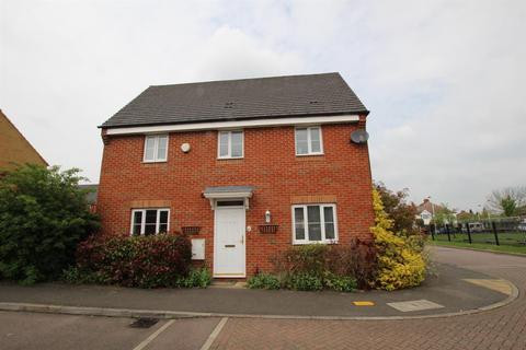 3 bedroom semi-detached house for sale - Peppercorn Way, Dunstable