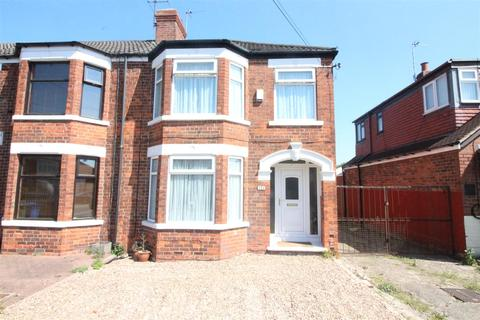 3 bedroom end of terrace house to rent - Golf Links Road, Hull