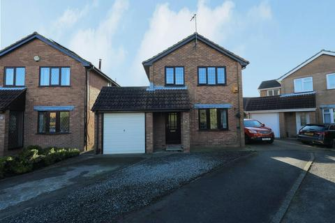 3 bedroom detached house for sale - Stockholm Park, Hedon, Hull