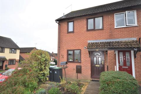 2 bedroom end of terrace house for sale - Badgers Way, Sturminster Newton