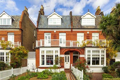 5 bedroom semi-detached house for sale - Lawn Crescent, Kew, Surrey, TW9
