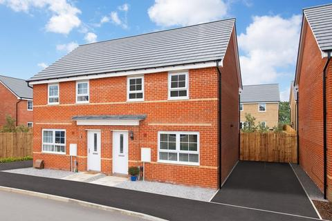 3 bedroom end of terrace house for sale - Plot 136, Maidstone at Jubilee Gardens, Norton Road, Stockton-On-Tees, STOCKTON-ON-TEES TS20