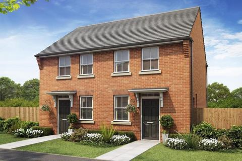 2 bedroom end of terrace house for sale - Plot 41, WILFORD at Scholars Place, Hassall Road, Alsager, STOKE-ON-TRENT ST7