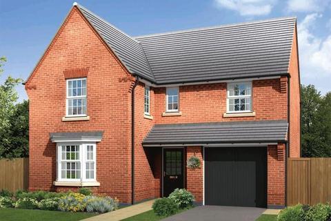 David Wilson Homes - The Nurseries - The Kentdale - Plot 294 at Darcie Park, Darsdale Farm, Chelveston Road NN9