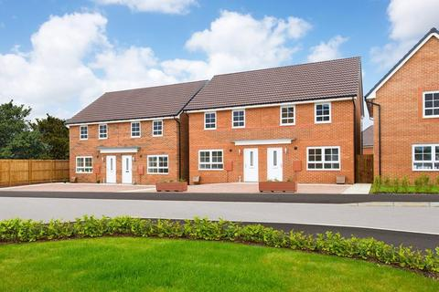 3 bedroom end of terrace house for sale - Plot 135, Maidstone at Jubilee Gardens, Norton Road, Stockton-On-Tees, STOCKTON-ON-TEES TS20