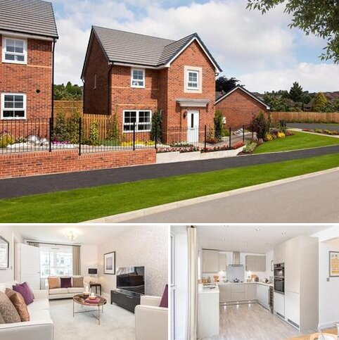 4 bedroom detached house for sale - Plot 259, Kingsley at Romans Green, Preston, Lightfoot Lane, Fulwood, PRESTON PR4