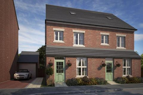 3 bedroom semi-detached house for sale - Plot 185, Gibson at Elba Park, Chester Road, Houghton Le Spring, HOUGHTON LE SPRING DH4