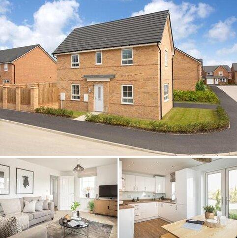 3 bedroom detached house for sale - Plot 321, Moresby at Fleet Green, Hessle, Jenny Brough Lane, Hessle, HESSLE HU13