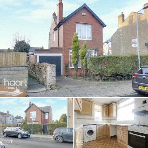 3 bedroom detached house for sale - Russell Street, Sutton-In-Ashfield