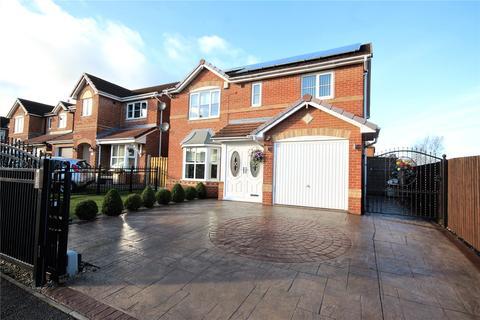 4 bedroom detached house for sale - Lancar Court, Monk Bretton, Barnsley, S71