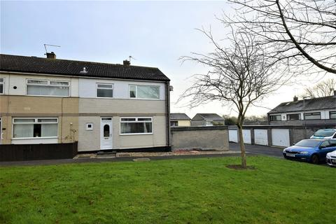 3 bedroom end of terrace house to rent - Moray Close, Peterlee, County Durham, SR8 1DQ