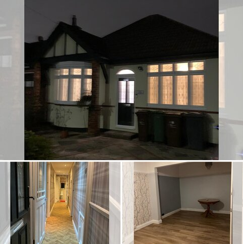 3 bedroom semi-detached bungalow to rent - Portland Gardens, Romford RM6