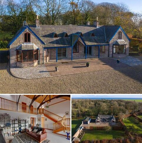 4 bedroom detached house for sale - South Fawsyde Lodge, Kinneff, Kincardineshire, DD10