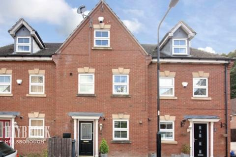3 bedroom townhouse for sale - Northwood Place, Sheffield