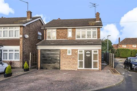 4 bedroom detached house for sale - Harrier Close, Hornchurch, RM12 5LR