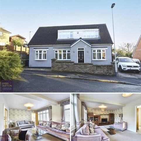 4 bedroom detached house for sale - Lathom Hall Avenue, Springhead, Saddleworth, OL4